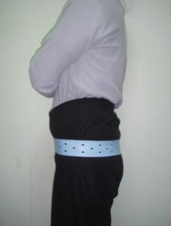 腰痛整体 コルセット予防
